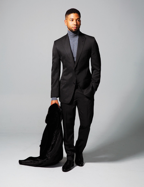 Jussie Smollet for Sean John's Holiday Campaign - BellaNaija - November 2015001