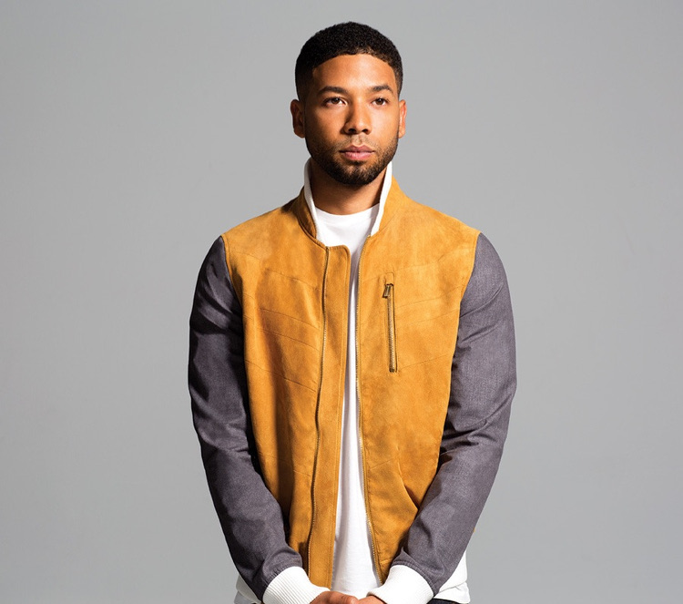 Jussie Smollet for Sean John's Holiday Campaign - BellaNaija - November 2015002