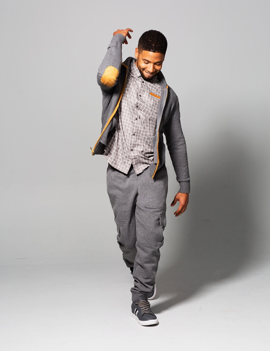 Jussie Smollet for Sean John's Holiday Campaign - BellaNaija - November 2015003