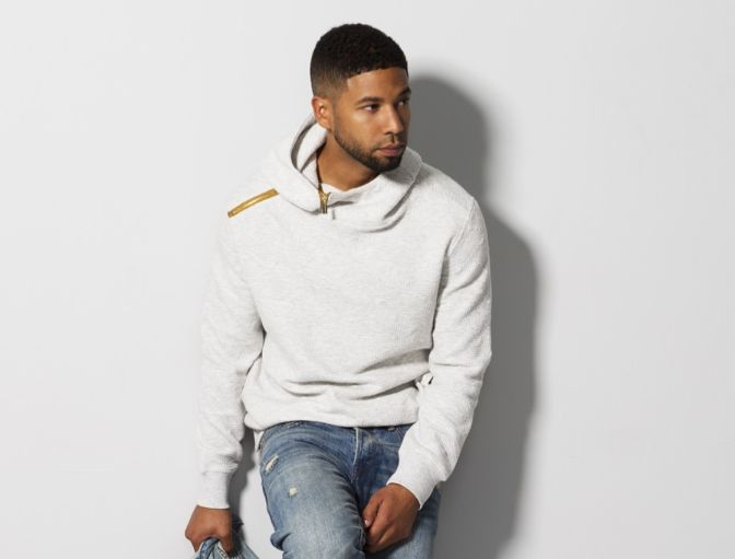 Jussie Smollet for Sean John's Holiday Campaign - BellaNaija - November 2015005