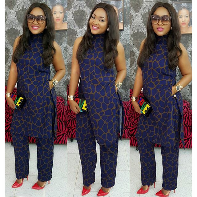 Mercy Aigbe-Gentry in Abbyke Domina