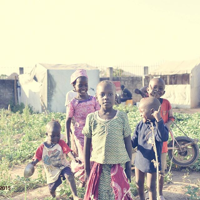 Beauties from the InternallyDisplacedPersons camp   Photo by George Okoro