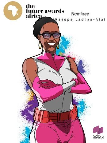 Kasope Ladipo-Ajai - The Tony O. Elumelu Prize in Business