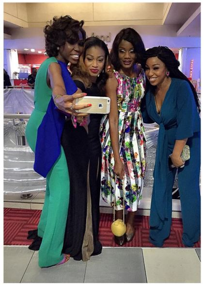 Kemi Lala Akindoju, Lanre DaSilva Ajayi, Ono Bello & Rita Dominic