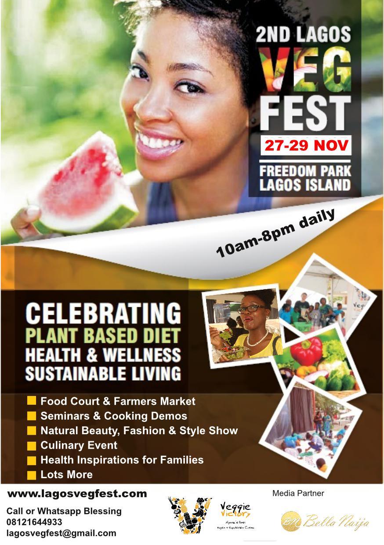 Lagos Veg Fest 2015