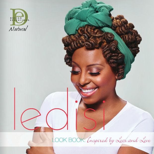 Ledisi for Design Essentials Lookbook - BellaNaija - November 2015