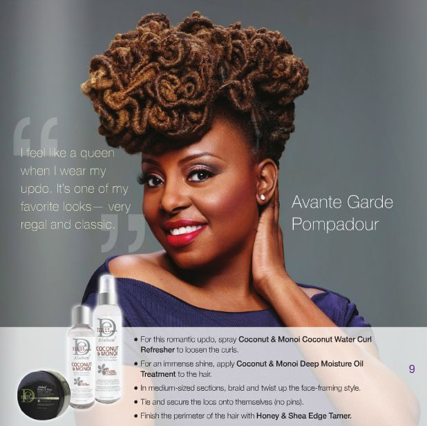 Ledisi for Design Essentials Lookbook - BellaNaija - November 2015005