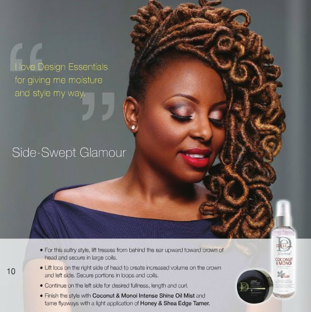 Ledisi for Design Essentials Lookbook - BellaNaija - November 2015006