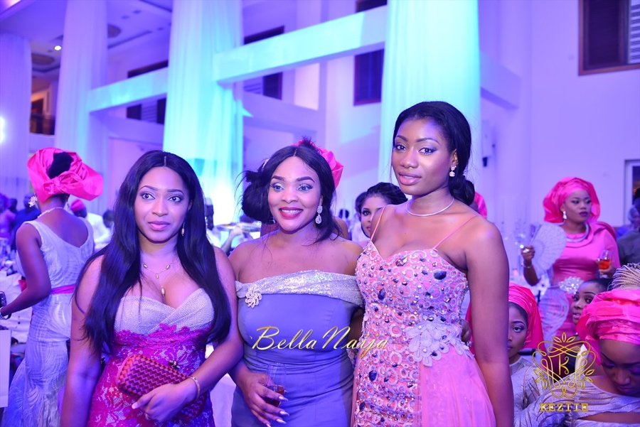 Lilian Esoro & Ubi Franklin White Wedding_BellaNaija Weddings 2015_Keziie Photography_DSC_2937