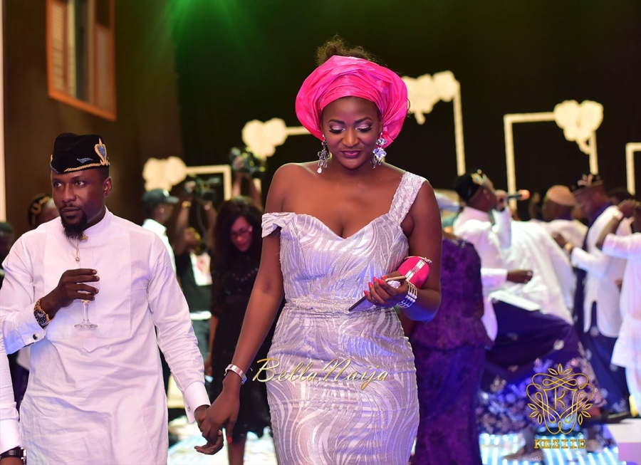 Lilian Esoro & Ubi Franklin White Wedding_BellaNaija Weddings 2015_Keziie Photography_DSC_6117