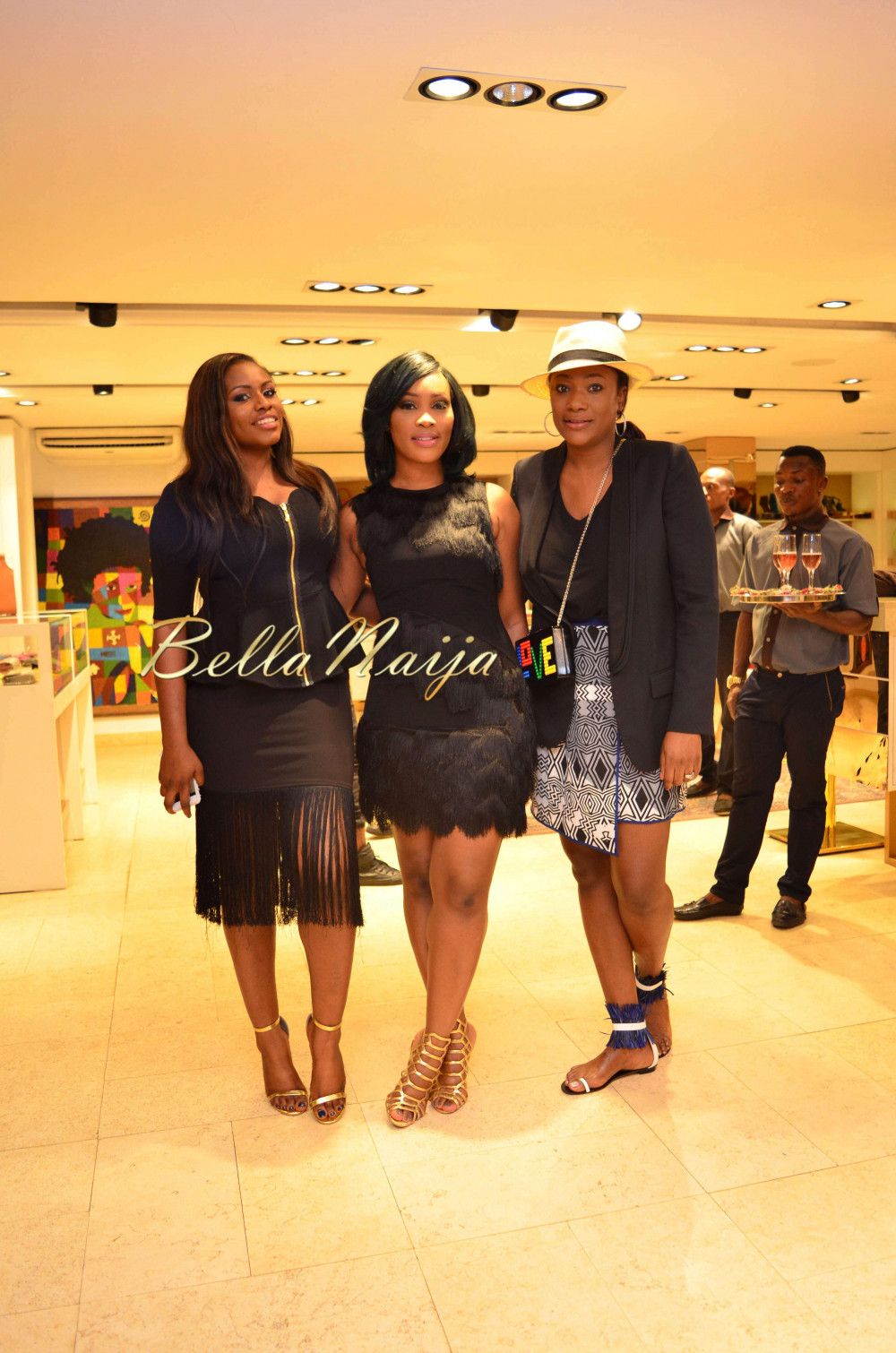 Liz Awoliyi, Bola Balogun & Tola Adeagbo