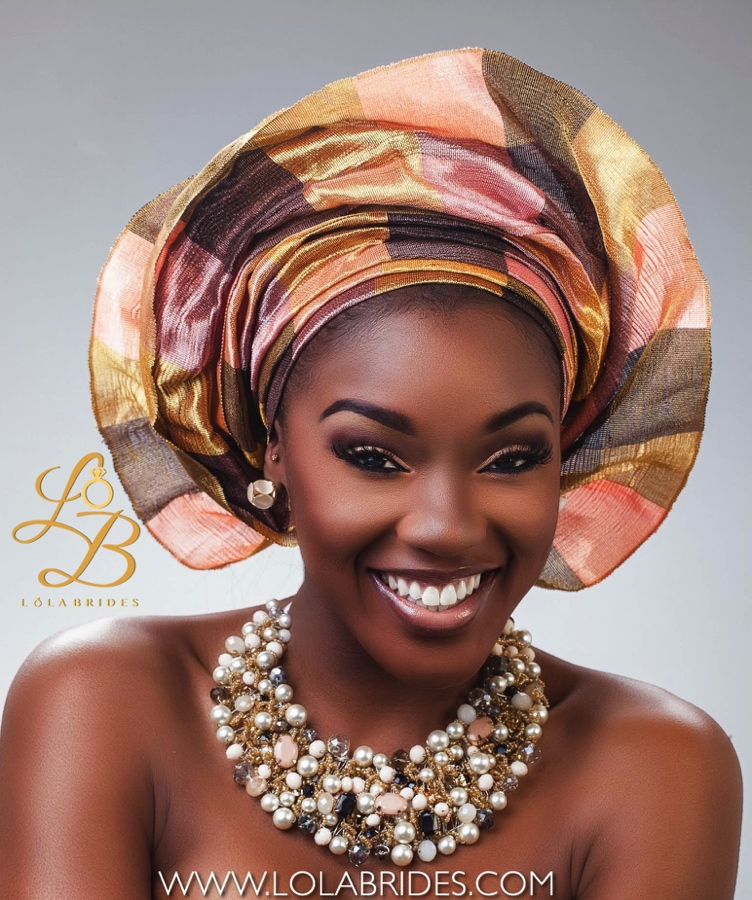 Lola Brides_BisiOmbre_3_on BellaNaija Weddings 2015 - Nigerian brides