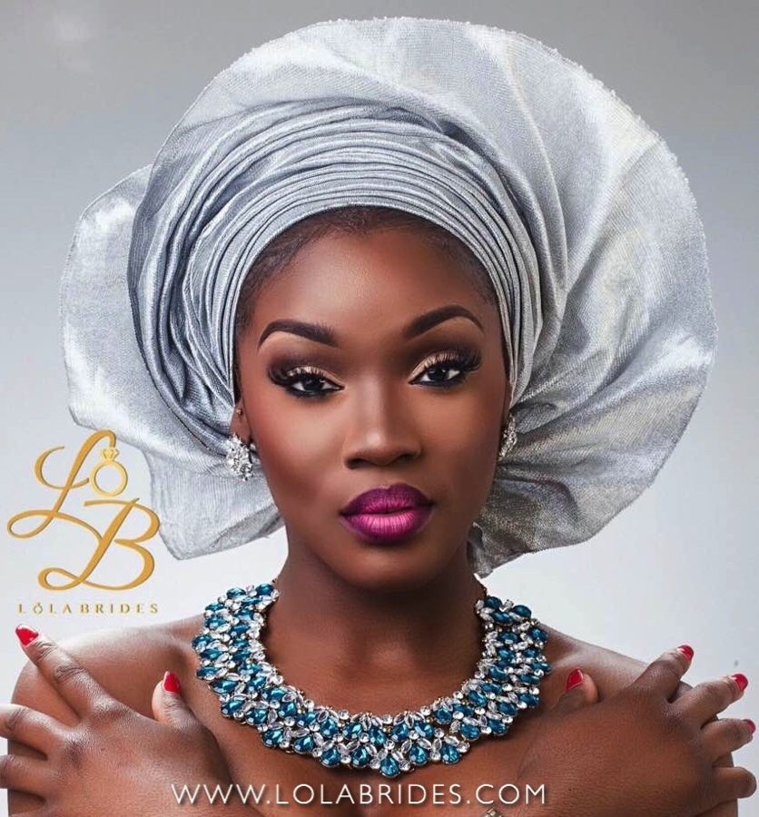 Lola Brides_BisiSilver_2_on BellaNaija Weddings 2015 - Nigerian brides