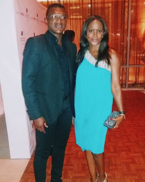 Marcel DeSailly & Onah Nwachukwu