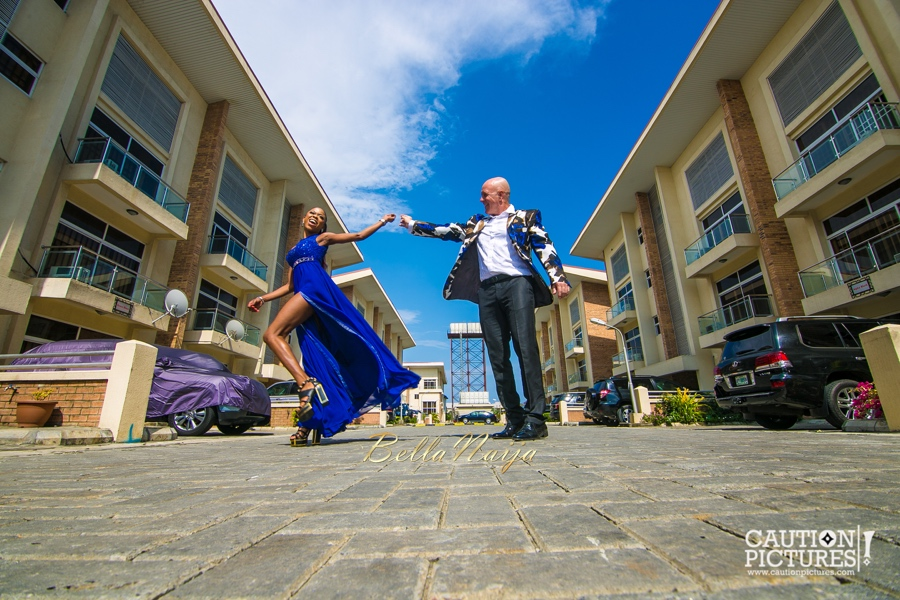 Mariam Adeyemi & John Timmer Pre-Wedding Photos on BellaNaija Weddings 2015_Caution Pictures17