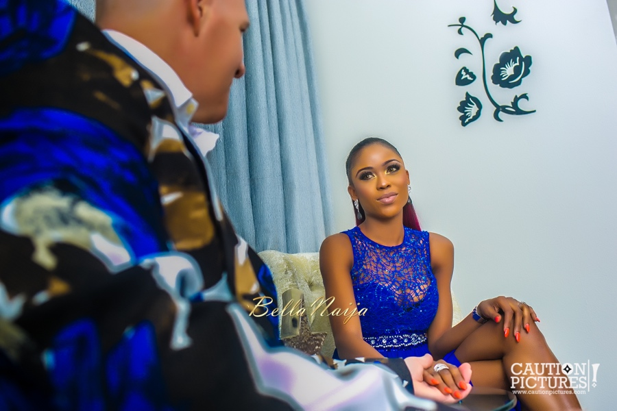 Mariam Adeyemi & John Timmer Pre-Wedding Photos on BellaNaija Weddings 2015_Caution Pictures2