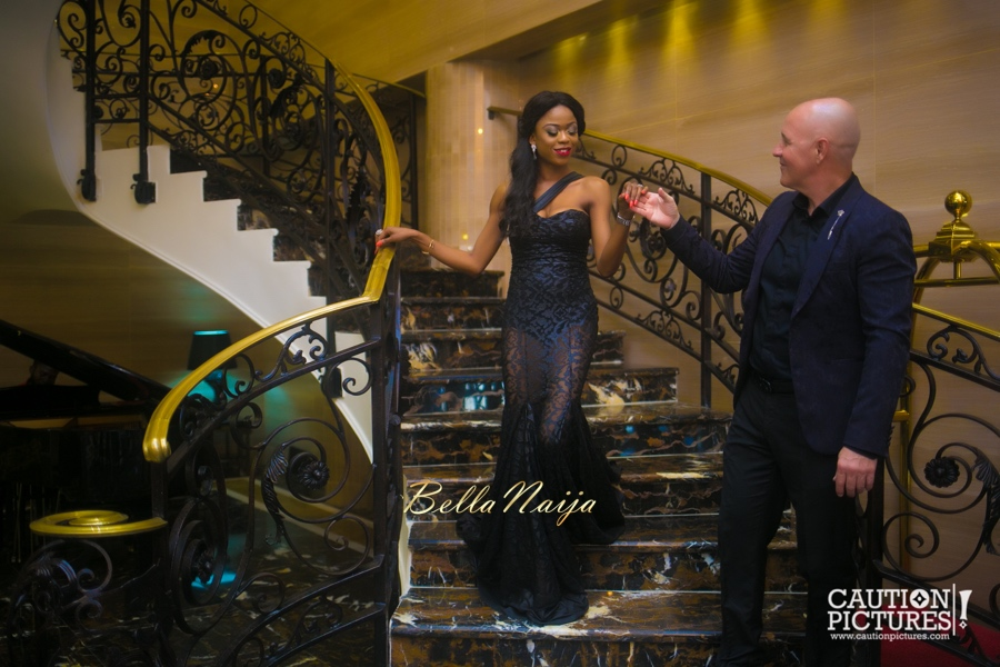 Mariam Adeyemi & John Timmer Pre-Wedding Photos on BellaNaija Weddings 2015_Caution Pictures25