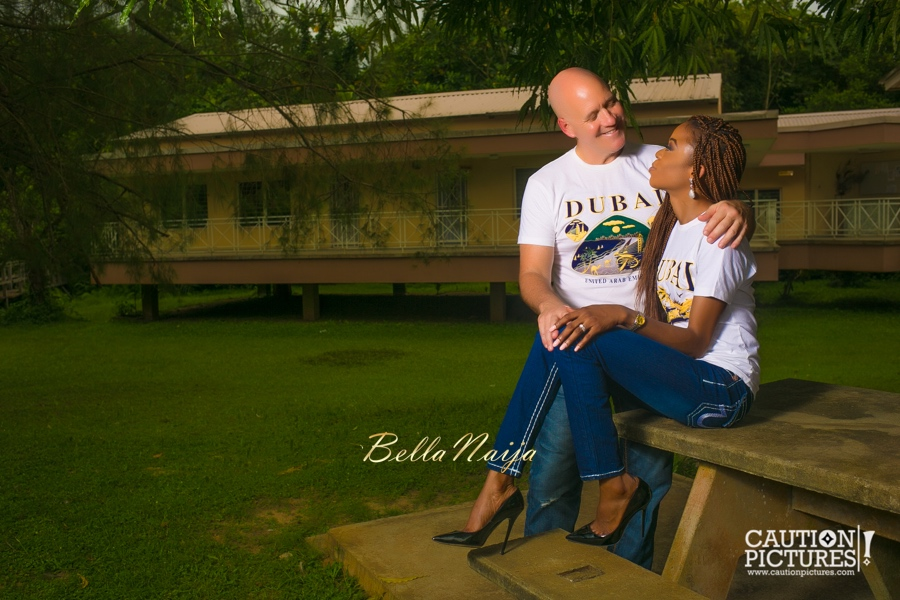 Mariam Adeyemi & John Timmer Pre-Wedding Photos on BellaNaija Weddings 2015_Caution Pictures30