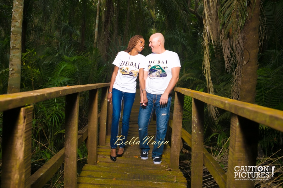 Mariam Adeyemi & John Timmer Pre-Wedding Photos on BellaNaija Weddings 2015_Caution Pictures36