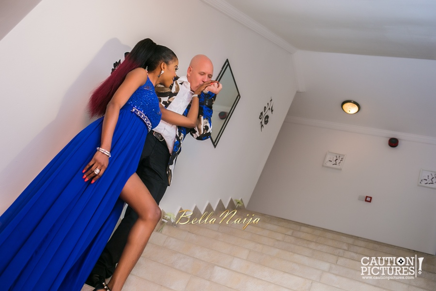 Mariam Adeyemi & John Timmer Pre-Wedding Photos on BellaNaija Weddings 2015_Caution Pictures5