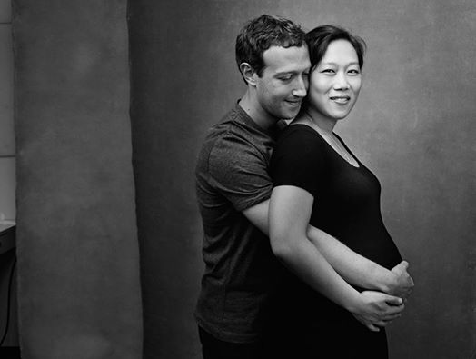 Mark & Priscilla Zuckerberg