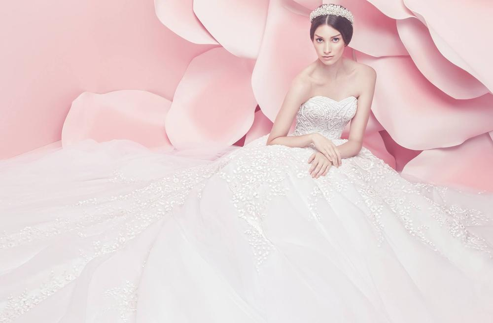 Michael Cinco Couture Spring Summer 2016 Bridal Collection_BellaNaija Weddings 2015_1