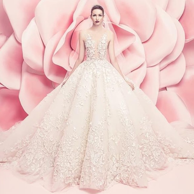 Michael Cinco Spring Summer 2016 Bridal Collection_BellaNaija Weddings 2015_01