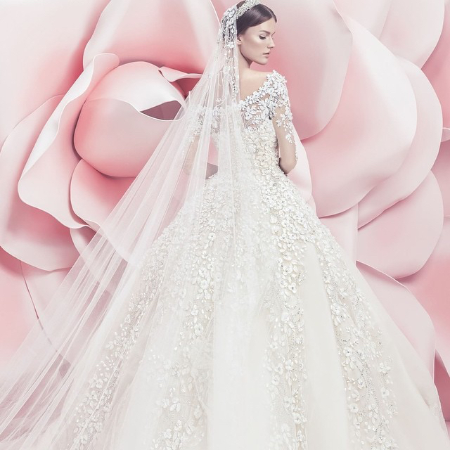 Michael Cinco Spring Summer 2016 Bridal Collection_BellaNaija Weddings 2015_02
