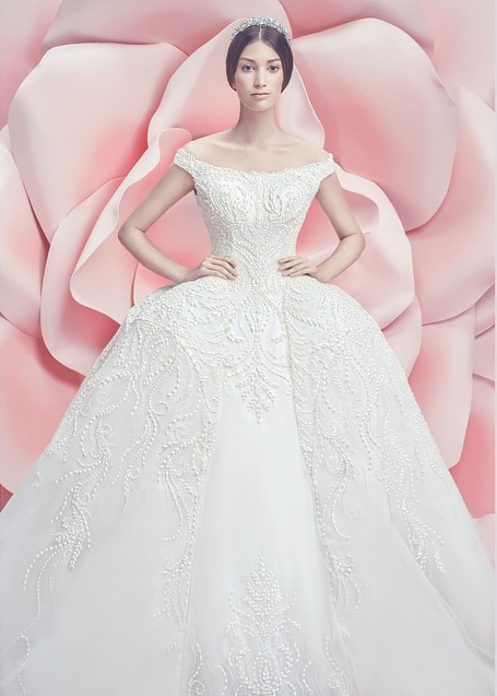 Michael Cinco Spring Summer 2016 Bridal Collection_BellaNaija Weddings 2015_05