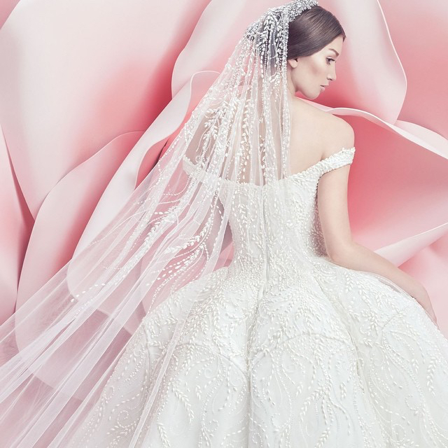 Michael Cinco Spring Summer 2016 Bridal Collection_BellaNaija Weddings 2015_06