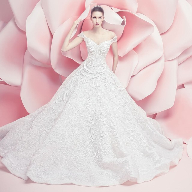 Michael Cinco Spring Summer 2016 Bridal Collection_BellaNaija Weddings 2015_08