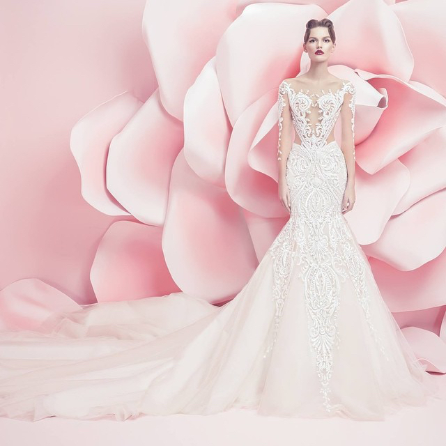 Michael Cinco Spring Summer 2016 Bridal Collection_BellaNaija Weddings 2015_09