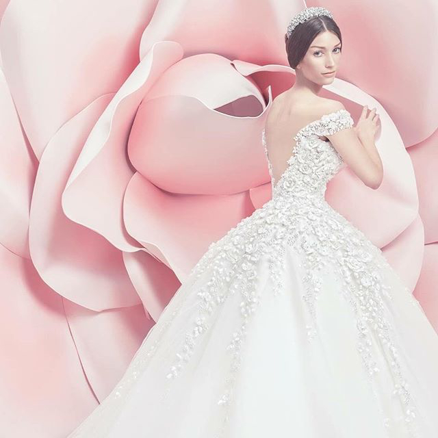 Michael Cinco_Spring Summer 2016 Bridal Collection_BellaNaija Weddings 2015_2