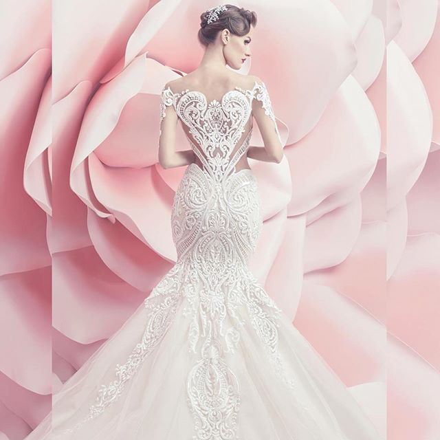 Michael Cinco_Spring Summer 2016 Bridal Collection_BellaNaija Weddings 2015_3