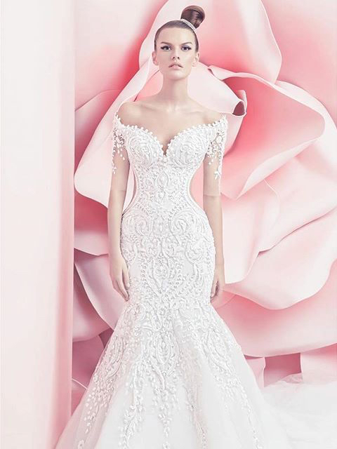 Michael Cinco_Spring Summer 2016 Bridal Collection_BellaNaija Weddings 2015_4