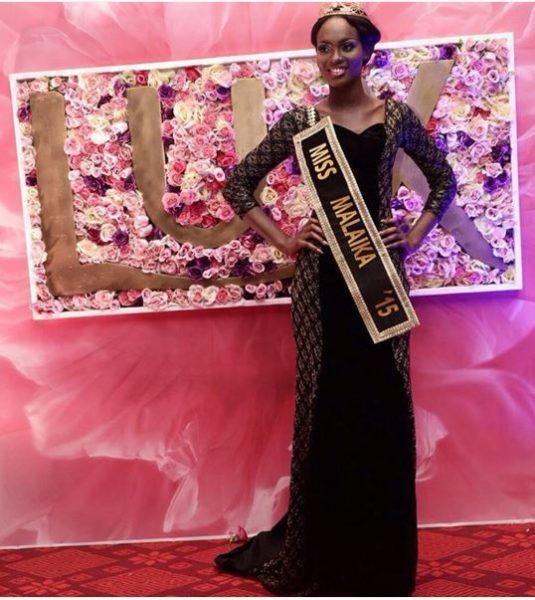 Miss Malaika 2015 Kuukua Korsah