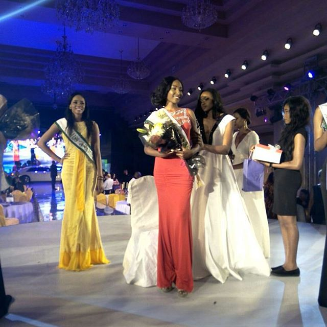 Miss Nigeria Pageant 2015 1