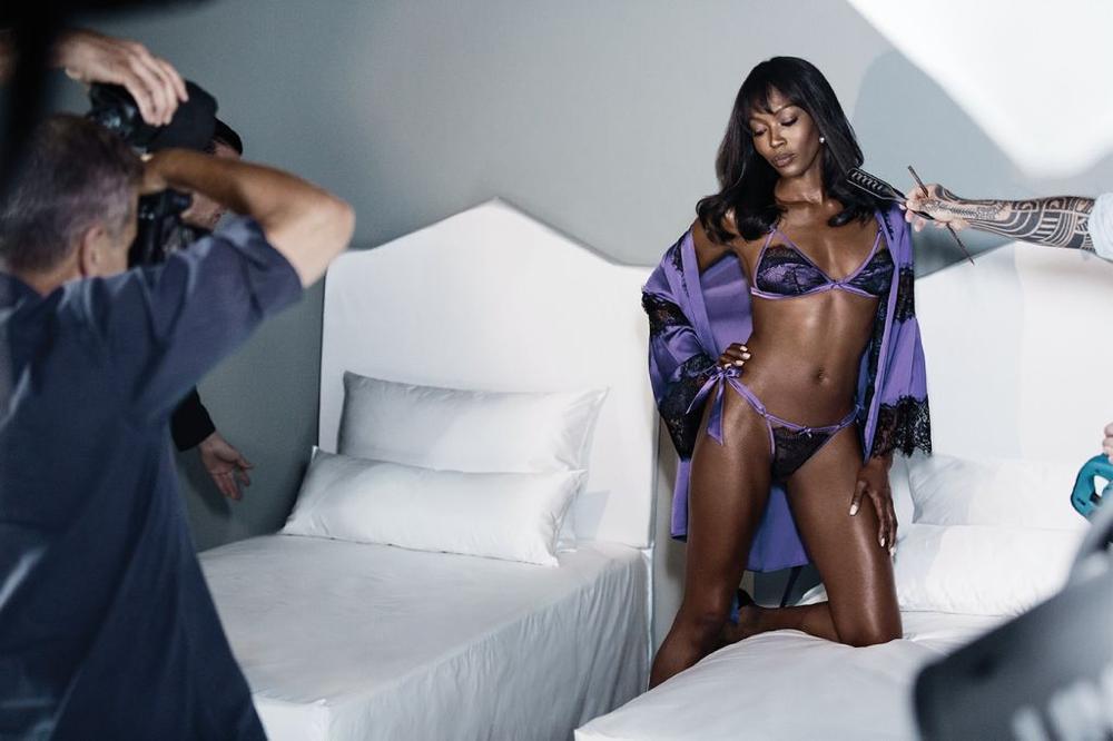 Naomi Campbell for Yamamay Lingerie Collaboration - BellaNaija - November 2015004