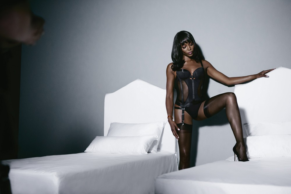 Naomi Campbell for Yamamay Lingerie Collaboration - BellaNaija - November 2015007