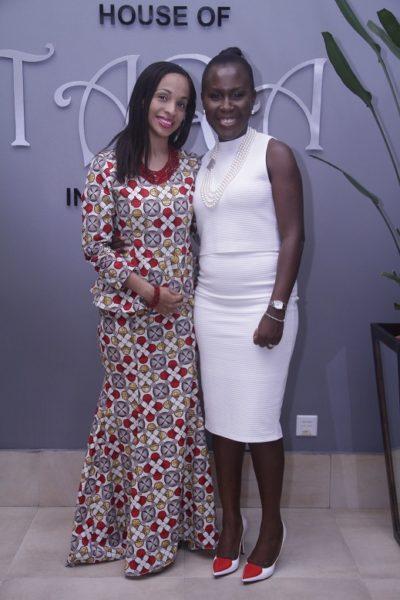 Ndidi Nwuneli & Tara Fela-Durotoye