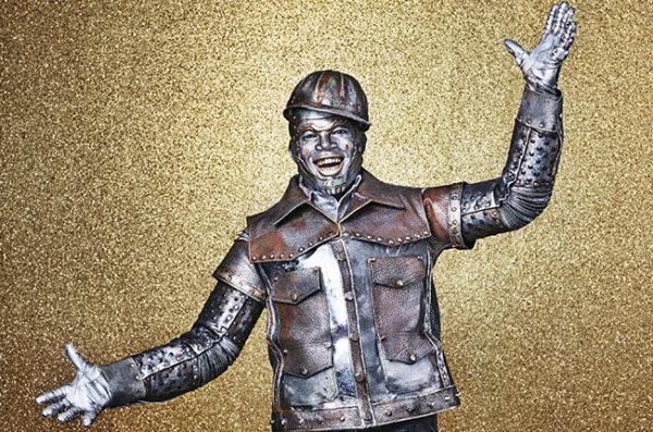 Ne-Yo as Tinman