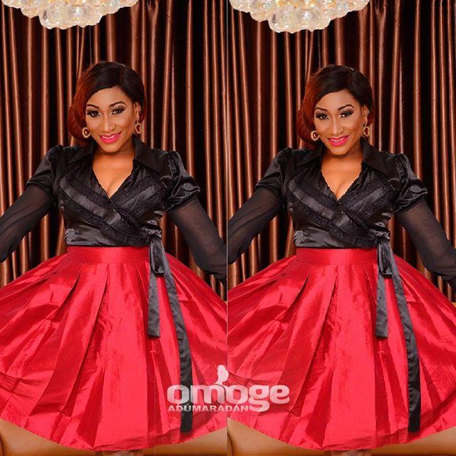 Oge Okoye Birthday 2015-BellaNaija 2