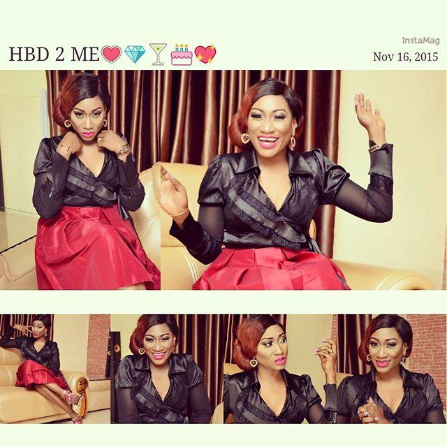 Oge Okoye Birthday 2015-BellaNaija 4