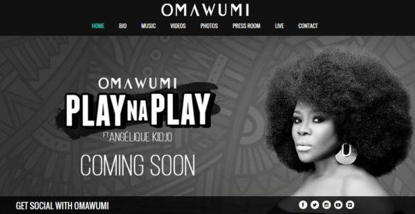 Omawumi Website