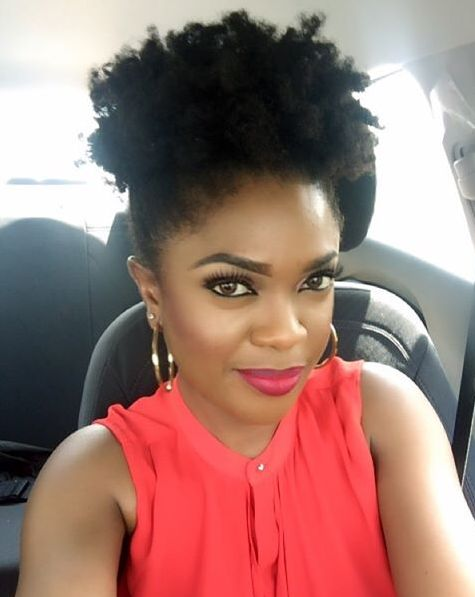 Omoni Oboli Natural Hair Inspiration - BellaNaija - November 2015