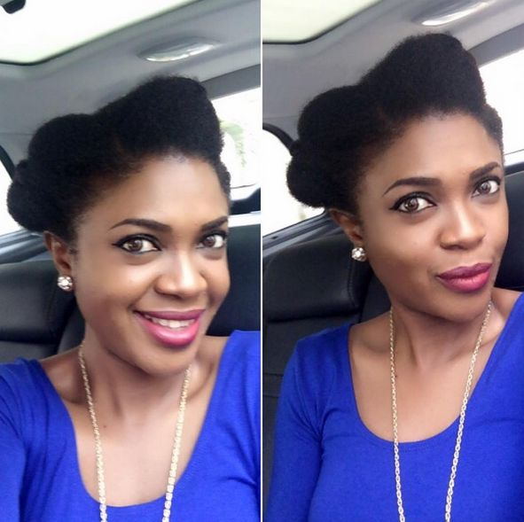 Omoni Oboli Natural Hair Inspiration - BellaNaija - November 2015009