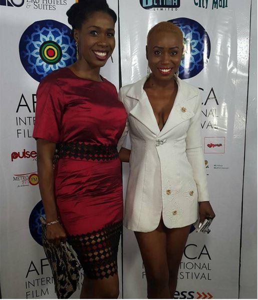 Omoye Uzamere & Ijeoma Grace Agu