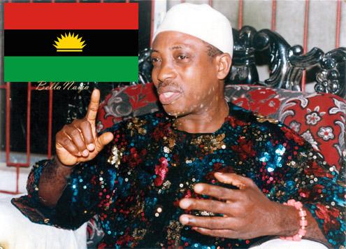 Ralph Uwazuruike-MASSOB Leader_Biafra