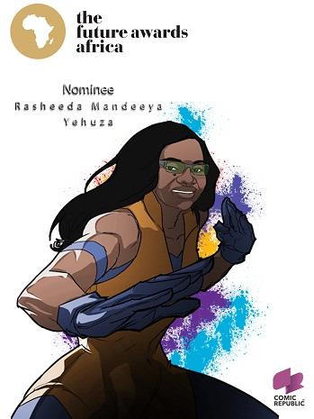 Rasheeda Mandeeya Yehuza