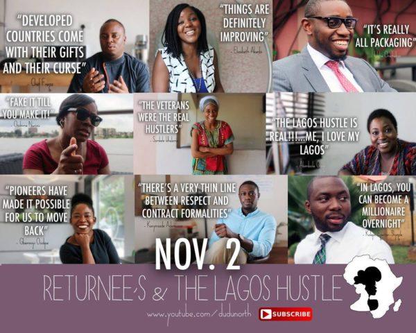 Returnees & the Lagos Hustle